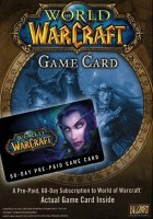 obrázek World of Warcraft EU 60 Day Pre-Paid Card / 60 dní - karta