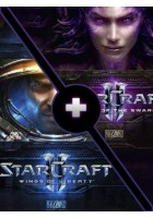 obrázek Starcraft 2: Wings of Liberty + Heart of the Swarm