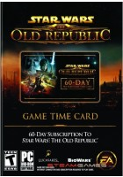 obrázek Star Wars: The Old Republic 60 Day Pre-Paid Card / 60 dní - karta