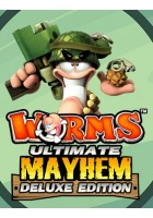 obrázek Worms Ultimate Mayhem (Deluxe Edition)