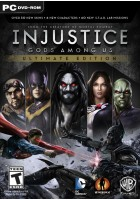 obrázek Injustice: Gods Among Us (Ultimate Edition)
