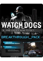 obrázek Watch Dogs - Breakthrough Pack DLC