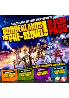 obrázek Borderlands: The Pre-Sequel Season Pass
