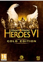 obrázek Heroes of Might & Magic VI: Gold Edition