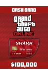 GTA V Online Red Shark Cash Card 100,000$