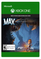obrázek Max: The Curse of Brotherhood (XBOX ONE)
