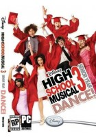 obrázek Disney High School Musical 3: Senior Year Dance