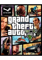 Grand Theft Auto V, GTA 5 - Steam